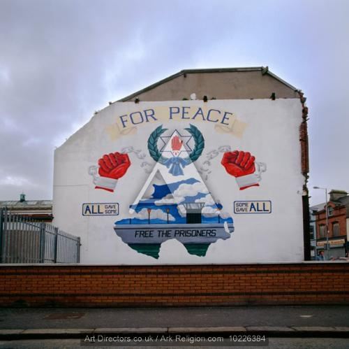 58 best street art images on pinterest street art for Mural belfast