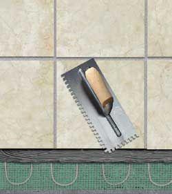 Best 25+ Heated Bathroom Floor Ideas On Pinterest | In Floor Radiant Heat,  Small Electric Heater And Radiant Floor