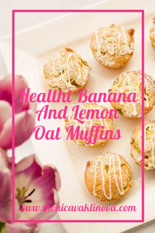A healthy option to your favorite muffins. They are the perfect breakfast or snack for your busy day! Definitely try them!
