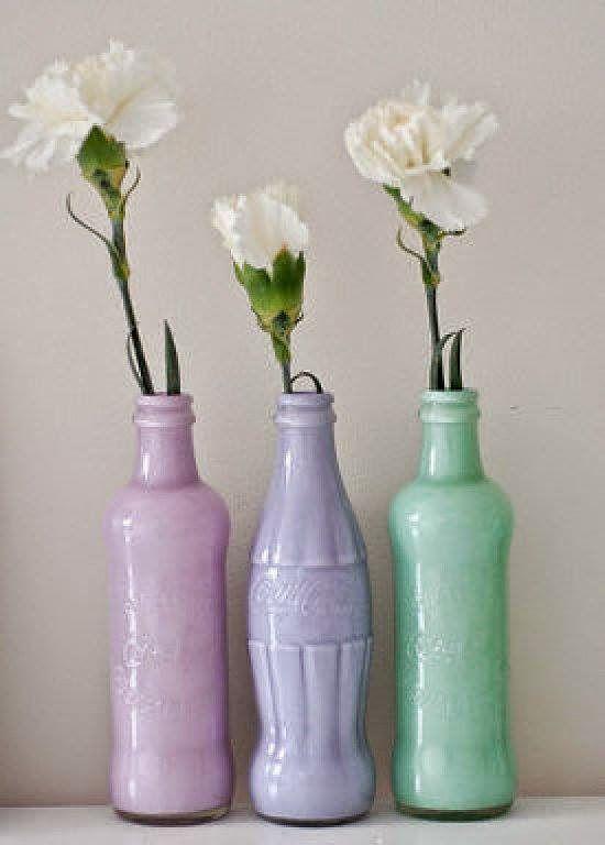 Breng de lente alvast in huis met deze 20 hele leuke bloemenvaas ideetjes