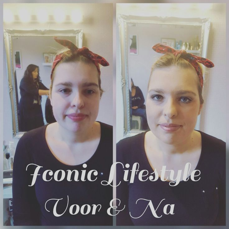 Voor deze dame een natuurlijke make-up. Goed met consealer de onevenheden en roodheid weggewerkt. Verder oogschaduw van #makeupfactory & de #consealer #lipstick #eyeliner #foundation #oriflame #mascara & #bronzing #poeder De ogen zijn meer sprekend gemaakt.   Ook een workshop? Info@iconiclifestyle.nl   www.iconiclifestyle.nl