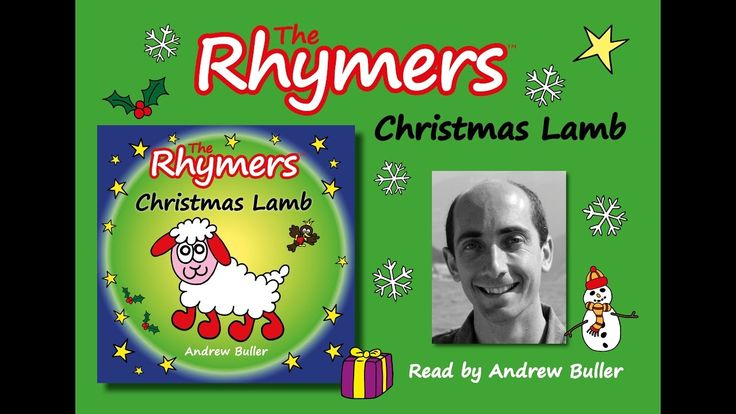 CHRISTMAS STORY - TheRhymers - Christmas Lamb - Read by Andrew Buller