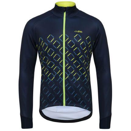 Wiggle España | Chaqueta dhb Blok Diamond SoftShell Thermal | Cortavientos - ciclismo