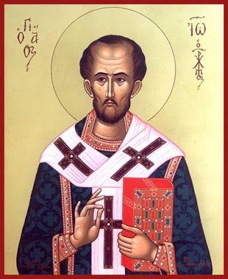 Πνευματικοί Λόγοι: Άγιος Ιωάννης Χρυσόστομος: «Μάθετε να είστε ταπειν...