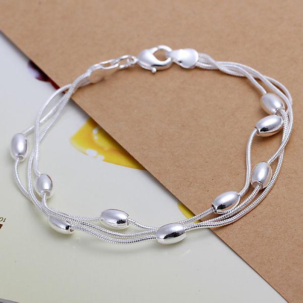 Srebrna bransoletka 925  w Schmuck na DaWanda.com