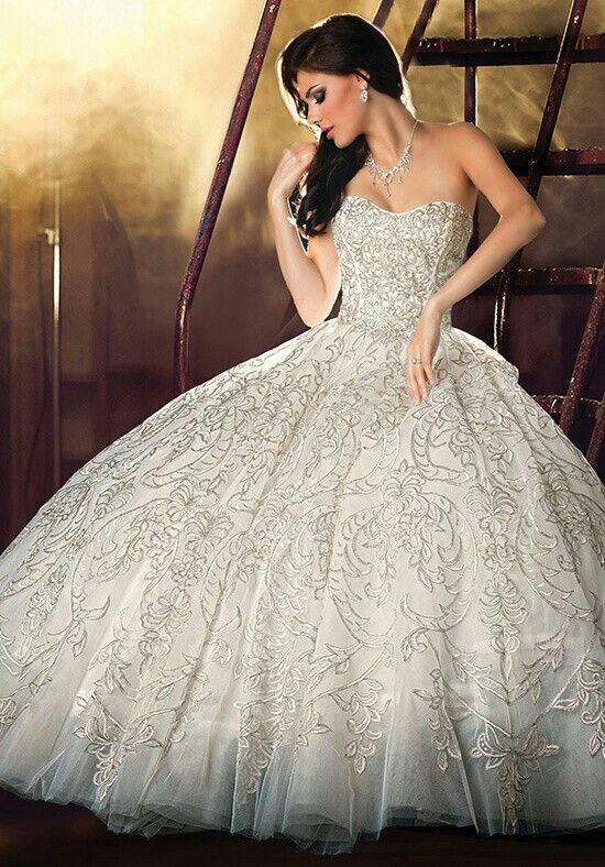 Fresh Wedding dress