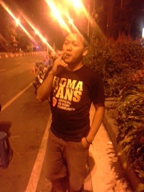 My suport as roma live in solo