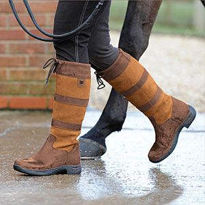 Dublin River Boots These are the most comfy boots for barn chores or walking on cross country day! Love them!