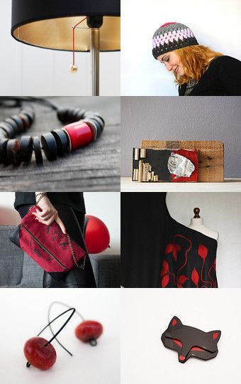 Statement Colors by Silvia Marzucchi on Etsy--Pinned with TreasuryPin.com