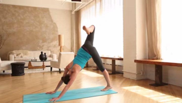30 denní jóga výzva – 2. den – Otvíráme/uvolňujeme kyčle