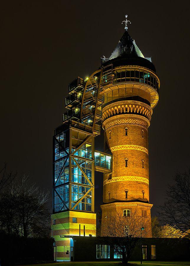Radtour an der Ruhr  inkl. Aquarius Wasserturm in Mülheim an der Ruhr