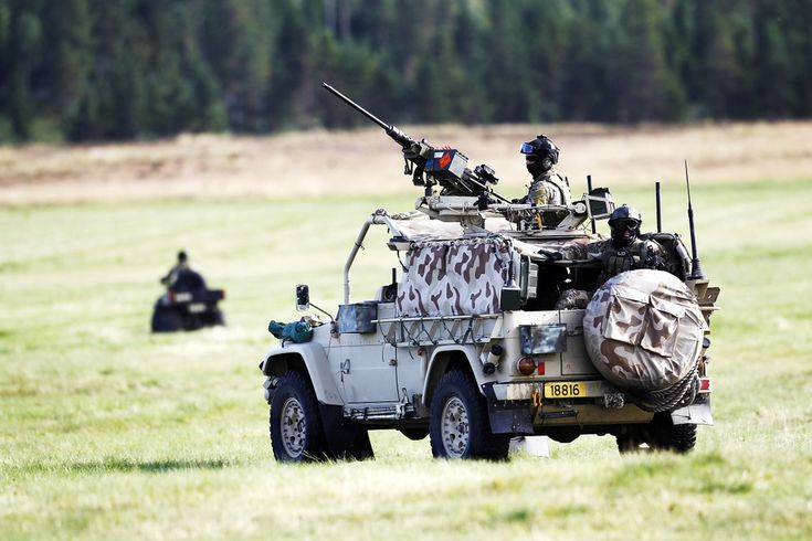 From a demonstration in connection with 50-year jubilee of Norwegian Army Special Operation Command (NORASOC) Dato 2012