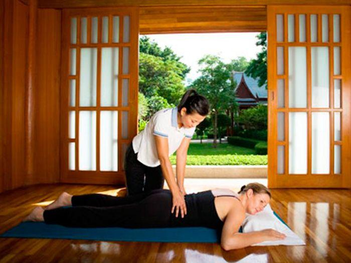 Идеальное путешествие: Всемирно известный тайский массаж и спа названы лу...