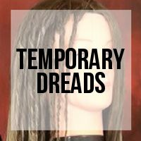 How to Create Temporary Dreads Hairspray Twist Tutorial  | Doctored Locks Tutorials
