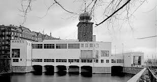 komplex SVU Mánes - Otakar Novotný, 1928-1930, Prague- Masarykovo nábřeží