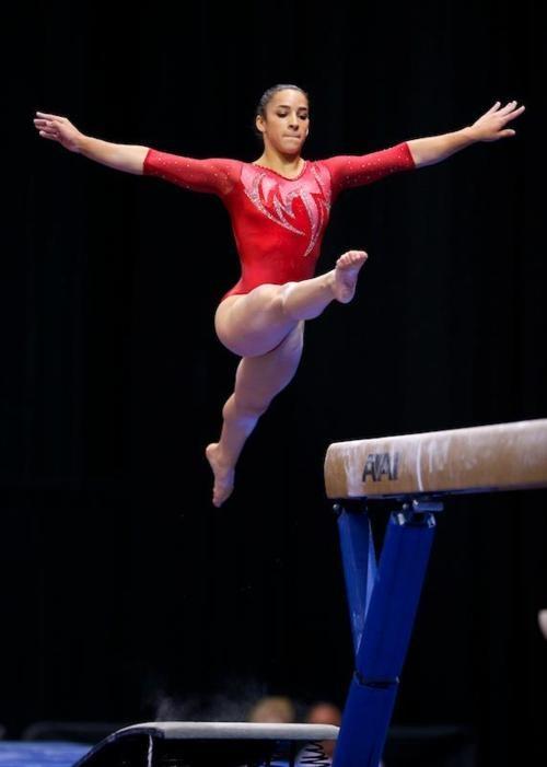 43 best olympics images on pinterest aly raisman olympic aly raisman on beam m4hsunfo