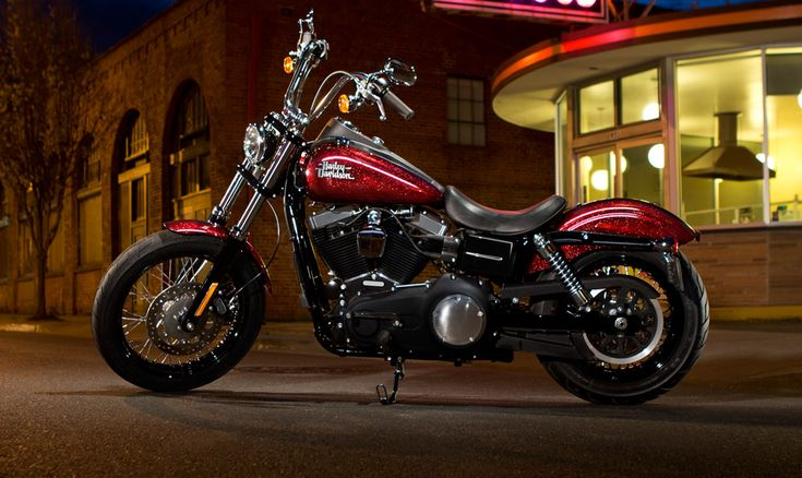 13-hd-street-bob-bs.............2013 Harley-Davidson Dyna Street Bob Gets Styling Updates And H-D1 Factory Customization