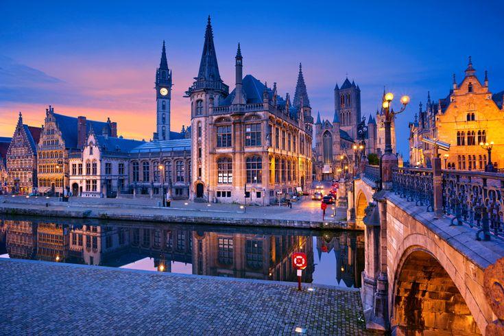 ベルギー第三の都「ヘント」ってどんなところ? | wondertrip 旅行・観光マガジン