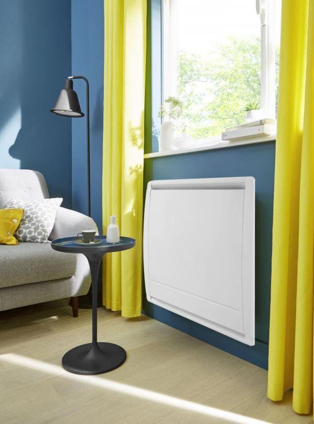 78 best Poêles à bois, Radiateurs \ Sèche-serviettes images on - radiateur electrique soufflant mural salle de bain noirot