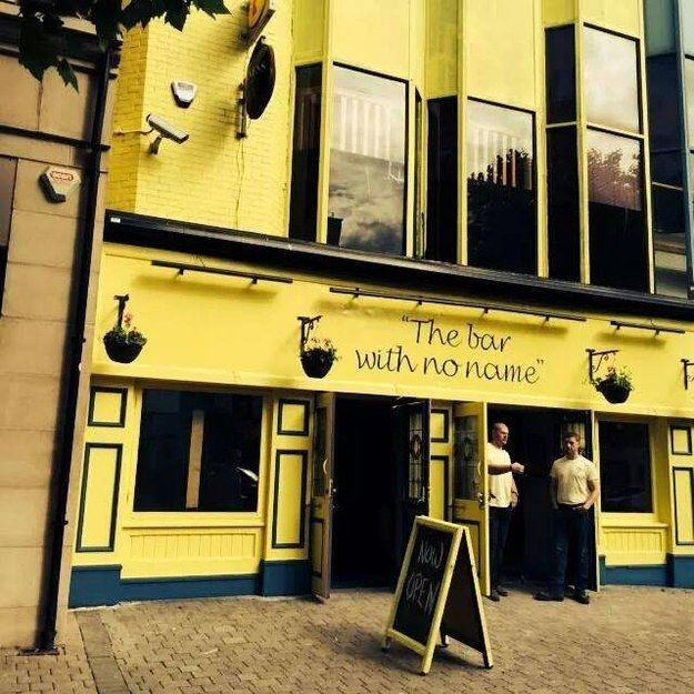 The Bar With No Name | 15 Jaw-Dropping Belfast Bars That You Need To Visit