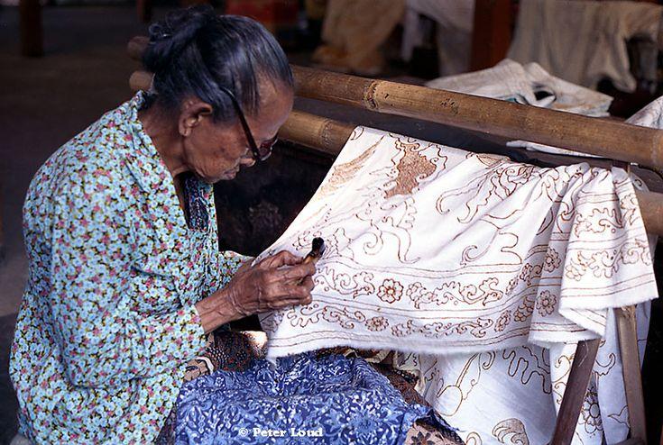 Batik making Yogyakarta