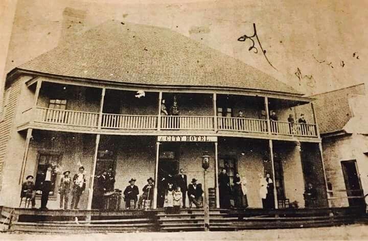 Opp City Hotel 1901 Alabama