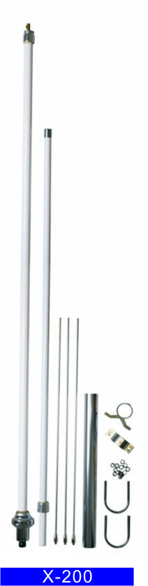 >> Click to Buy << X-200 base station antenna for ham radio Diamond performance2m 70cm dual band VERTICAL homebase amateur COLLINEAR antenna   #Affiliate