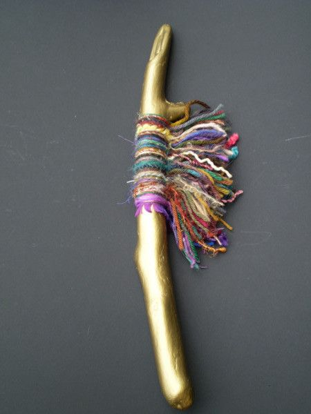 Talking Stick... boy does my troop need one!!!                              …