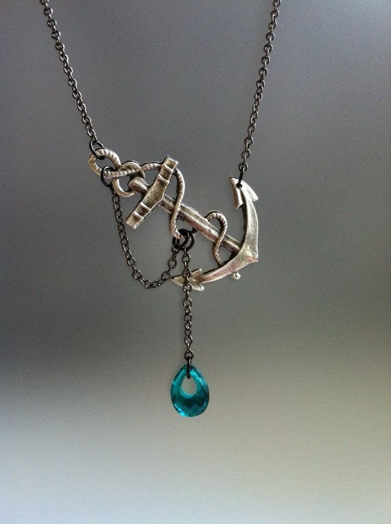 I love this! Sadly, this specific necklace was listed on Etsy and has sold.