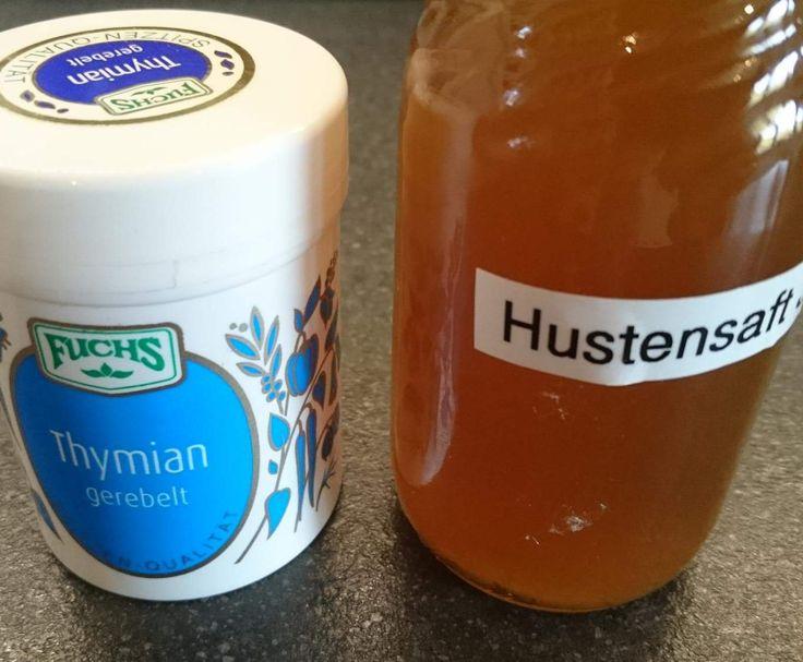 Rezept Variation von Hustensaft für Kinder, zahnfreundlich mit Xylith von Die Maren - Rezept der Kategorie Getränke