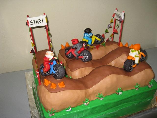 Cake Moto