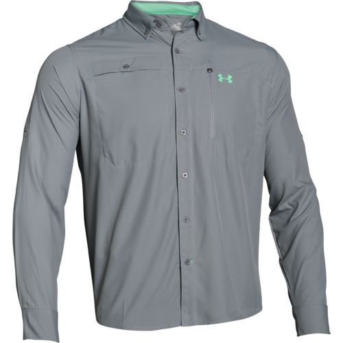 Image for Under Armour® Men's Tide Swing Long Sleeve Fishing Shirt from Academy