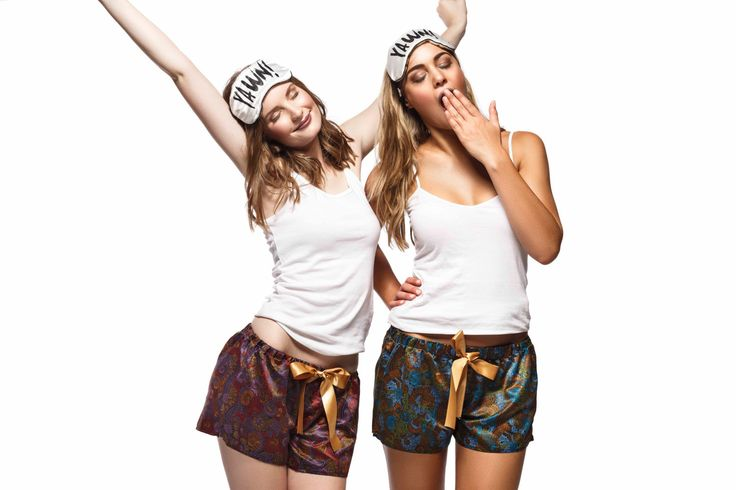 """Women Sleepwear Boxers """"The Luxury Bum"""",Pyjamas for girls who love fashion, Shop for yourself or as presents, comfortable, sexy,fun pjs by sleepcouture on Etsy"""