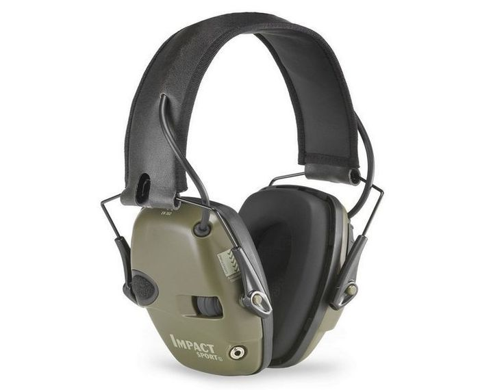 Howard Leight R-01526 Impact Electronic Earmuff Shooting Hearing Ear Protection #HowardLeight