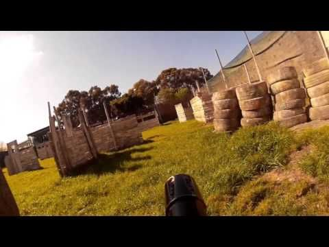 Ground Zero Paintball, Cape Town, parties & events