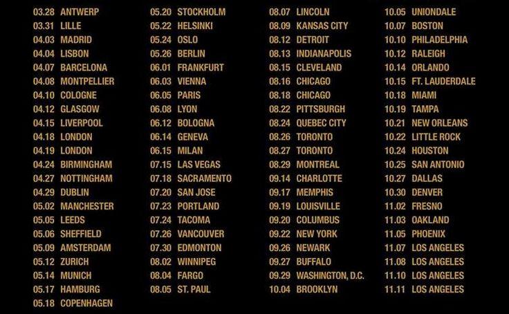 Bruno Mars Tour 2017 Schedule | 2017 concert tickets 2017 concert tours 2017 concerts 2017 tickets ...