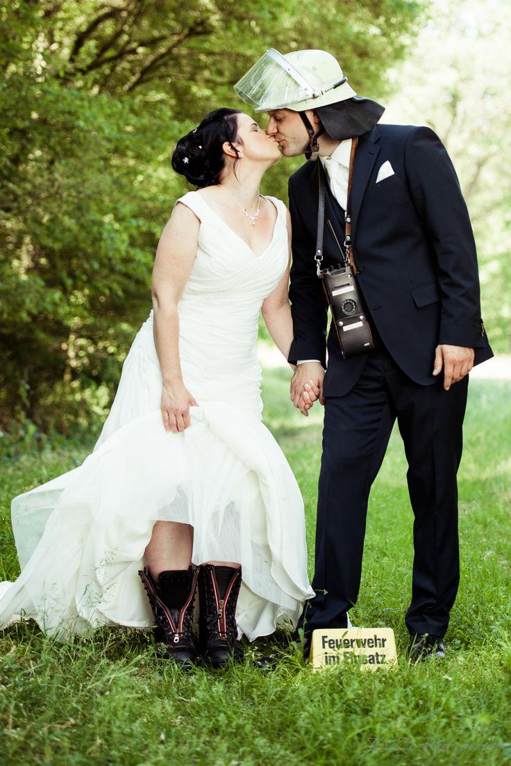 #wedding #bride #and #groom #fire #department #helmet #inlove #wood #hochzeit #hochzeitsfotografie #fotografie #potsdam #berlin #hamburg #würzburg #weddingdress #bridal #weddinginspiration #inspiration #photography #photoshoot #liebe #love #life #braut #bräutigam #hochzeitskleid #beauty #beautiful #nature #schön #natur #landschaften #sommer #summerfeeling #summer #city #park #water #diy #ideen