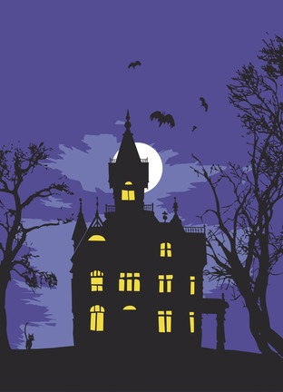 haunted house 5 sences Results 41 - 60 of 151  4 pages review the 5 senses as well as adjectives, with this quick, easy and fun  haunted house descriptive writing prompt.