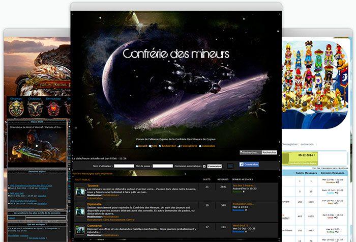 Créer un forum dofus, ogame ou wow, c'est gratuit sur Forumactif: http://www.forumactif.com/creer-forum-jeux-dofus-ogame-wow
