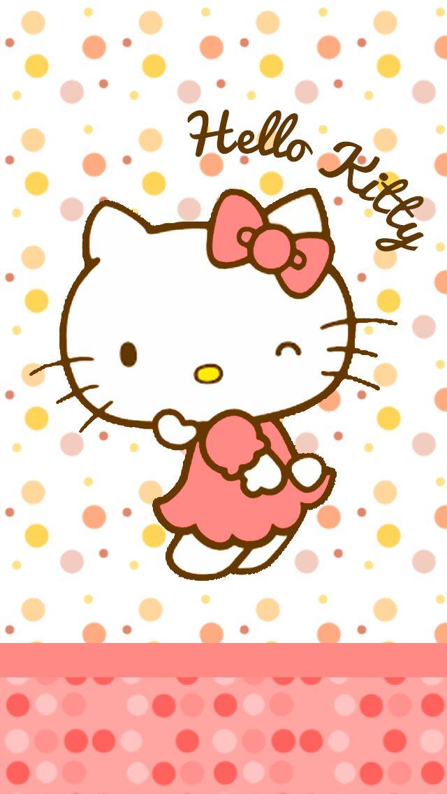 hello kitty wallpaper iphone Hello kitty&friends Pinterest