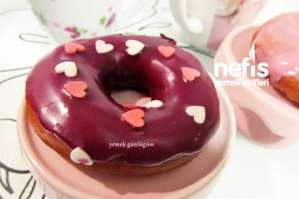 Ev Yapımı Donut Tarifi 4