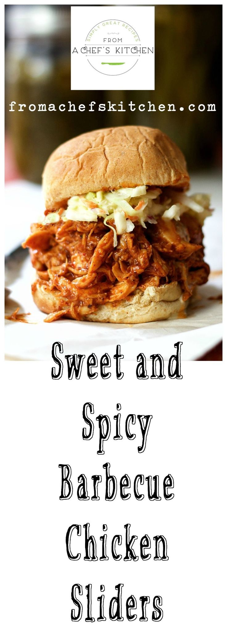 Chicken Sliders on Pinterest | Sliders, Buffalo Chicken Sliders and ...