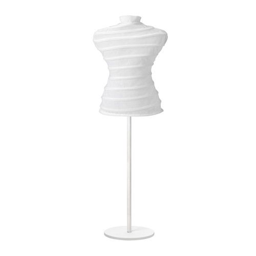 IKEA - NÄPEN, Clothes stand with cover, , The cover transforms NÄPEN clothes stand into a mannequin that your child can dress and undress as many times as they like. Who knows, maybe you're living with a future stylist?There's a small storage space in the neck of the cover that your child can use to keep necklaces or other small accessories.