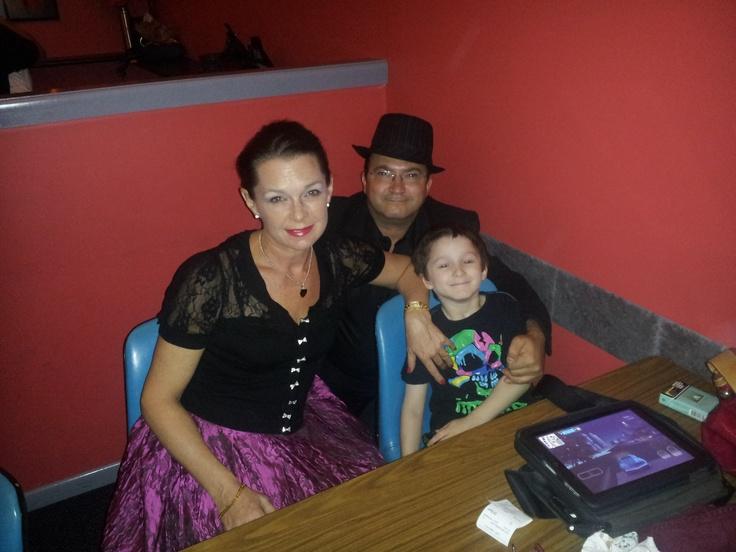 Carlos, Linda & Alexander
