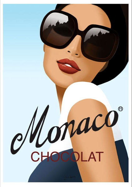 "PG202 ""Monaco Chocolat"" by Jason Brooks (2012)"