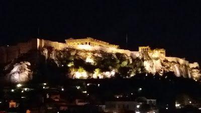Așa și-așa- vacanta la Atena