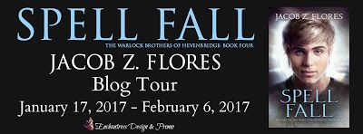 #BookBloggers Sign Up to host #SpellFall by #JacobZFlores #BlogTour: http://ow.ly/4ndJ307Ngpn