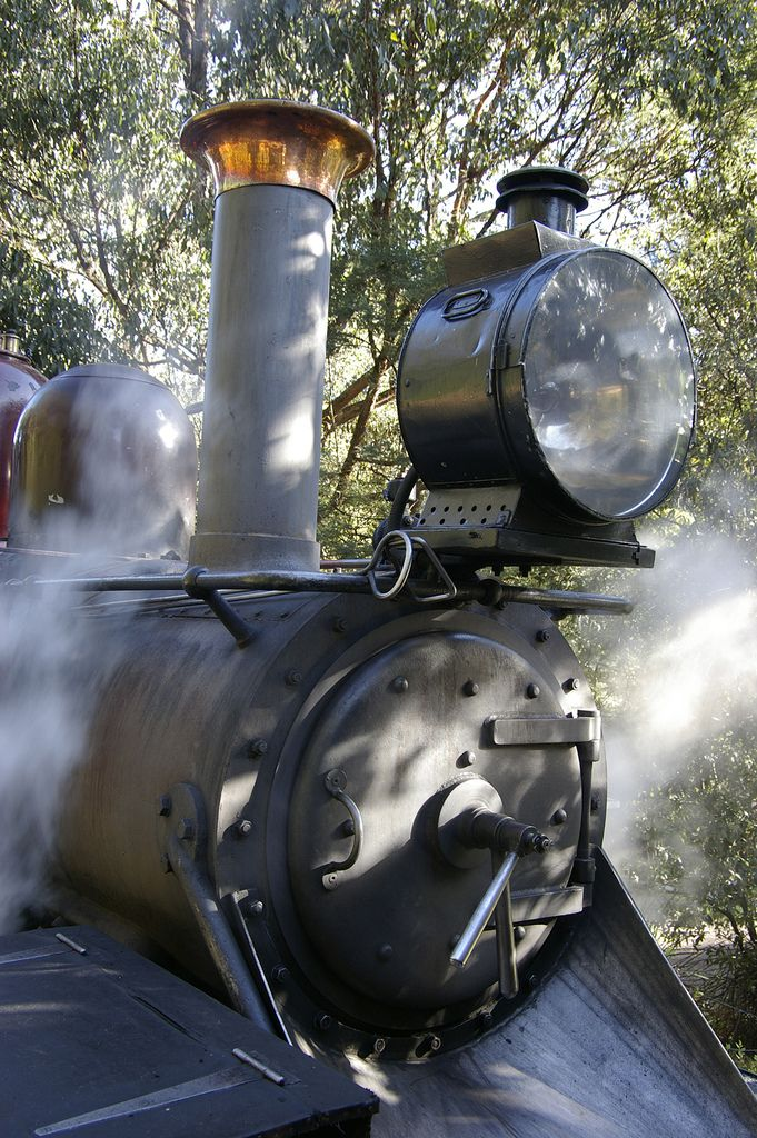 Puffing Billy   by Barry Pate