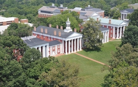 Washington and Lee University Historic District -- Lexington, Virginia