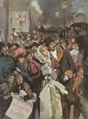Чешский художник Людек Марольд (1865 - 1898) - Елена Хорватова